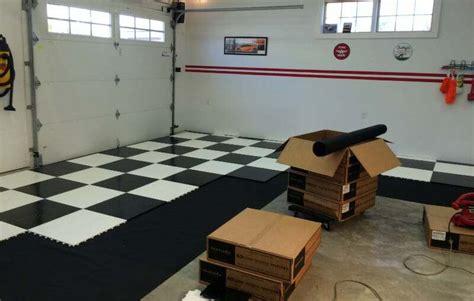 Tips To Prepare Your Garage Floor For Interlocking Tiles