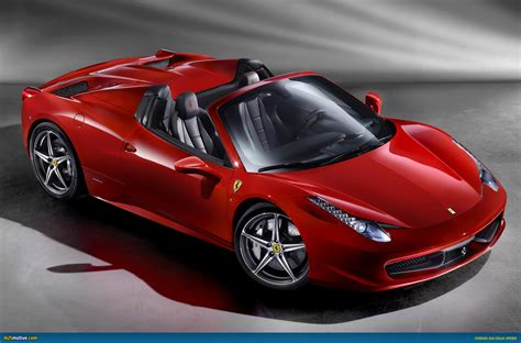 458 Italia Spyder ausmotive 187 official 458 italia spider