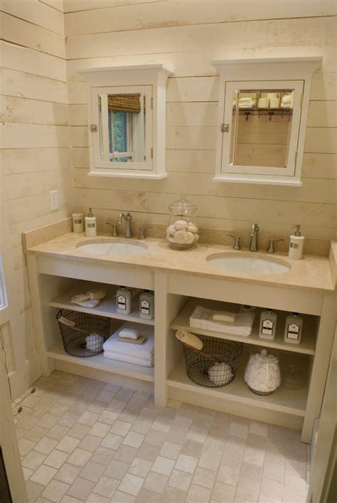 vanity with shelves bathroom trends vanities with open storage