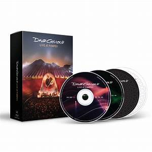 Live At Pompeii - Deluxe Edition 2-CD/2 Blu-Ray Box | Shop ...