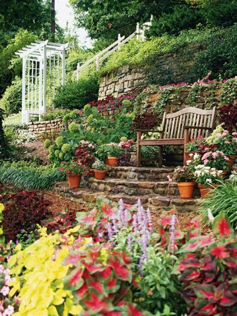 slope gardening 40 genius space savvy small garden ideas and solutions page 4 of 4 diy crafts
