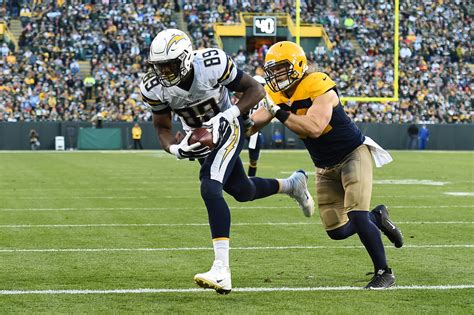 San Diego Chargers V Green Bay