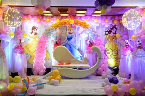 aicaevents barbie theme decorations  aica