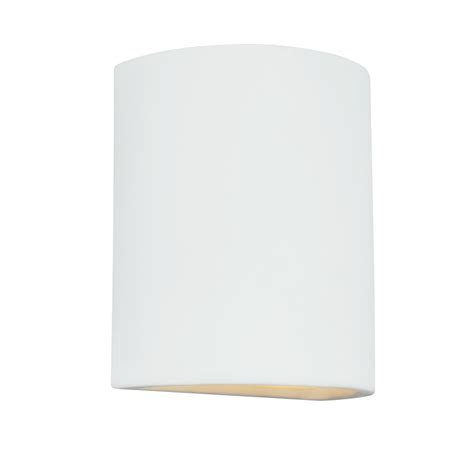 sea gull lighting paintable ceramic sconces 1 light