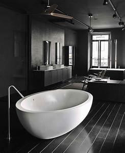 Salle De Bains Design 8 Photos D39inspiration Ct Maison