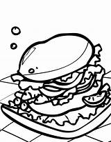 Bbq Coloring Sheets Template sketch template