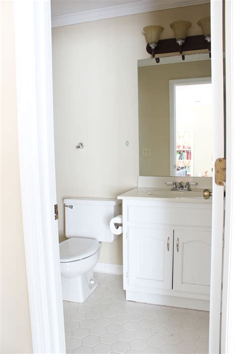What Color Should I Paint My Bathroom Cabinets by Tips For Painting A Bathroom Vanity Our Playroom