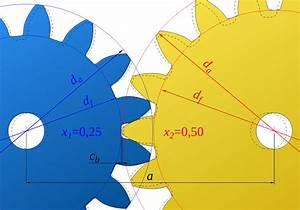 Achsabstand Berechnen : berechnung der kopfkreisk rzung maschinenbau physik ~ Themetempest.com Abrechnung