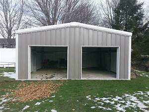 metal garage steel building garage kit metal steel With cheap prefab garage kits