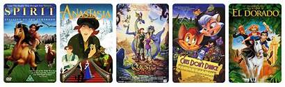 Films Animated Movies Non Favourites Favourite Five