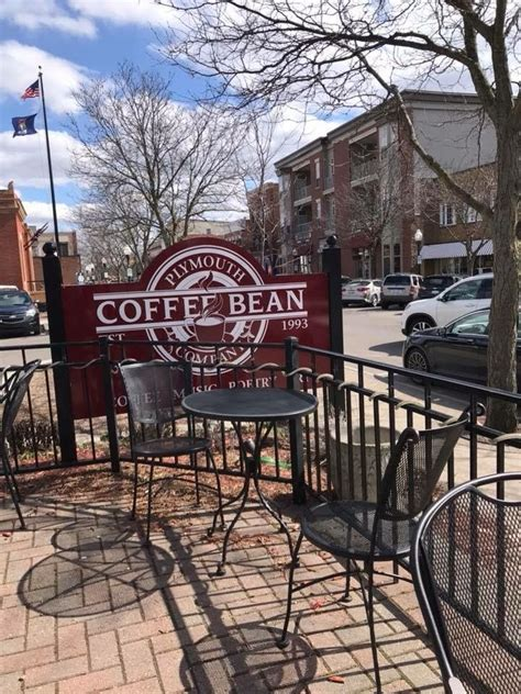 Fast food, burgers, coffee & tea. Plymouth Coffee Bean (With images) | Plymouth michigan, Plymouth, Michigan