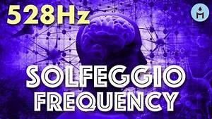528Hz SOLFEGGIO FREQUENCIES | The Miracle Tone ...