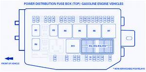 Jaguar Xtype 2005 Power Distribution Fuse Box  Block