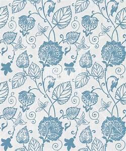 Vintage Tapete Blumen : scandinavian vintage 51624 tapeten vlies neu floral blumen wei blau ebay ~ Sanjose-hotels-ca.com Haus und Dekorationen