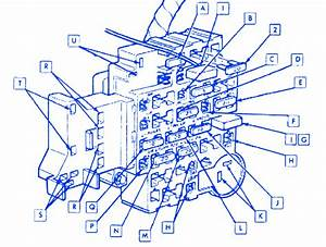 Chevy Dually 1991 Primary Fuse Box  Block Circuit Breaker Diagram  U00bb Carfusebox
