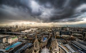 London City Desktop Background