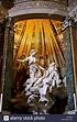 The Ecstasy of St Teresa (by Gian Lorenzo Bernini) in ...
