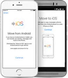 how to get android apps on iphone move from android to iphone or ipod touch apple