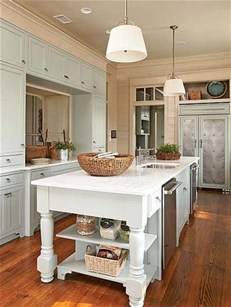 cottage style kitchen islands rustic cottage design for a truly comfortable kitchen
