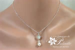 bijoux fantaisie mariage bijoux mariage lounes collier
