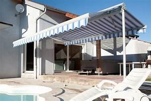 abris de terrasse pour particuliers et professionnels With abri de terrasse en toile