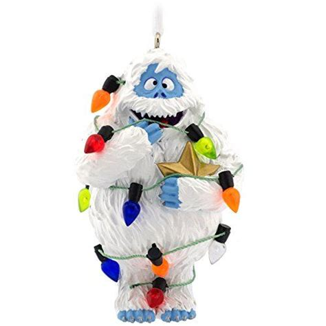hallmark bumble the abominable snowman from rudolph the