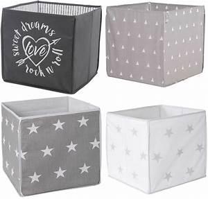 Boxen Zum Verstauen : roba aufbewahrungsbox box faltbox spielzeugkiste kiste little stars ebay ~ Markanthonyermac.com Haus und Dekorationen