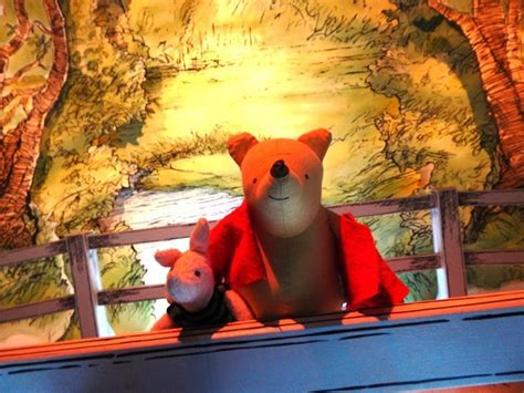V&A Exhibition ? Winnie The Pooh Exploring a Classic