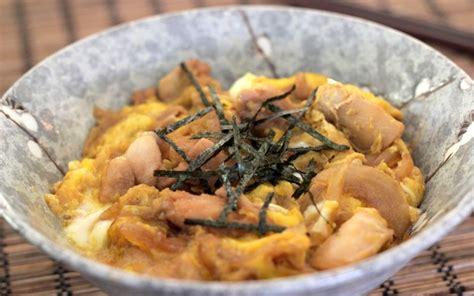 cuisine rapide et pas chere oyako don pour 2 personnes recette