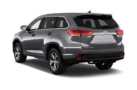 Toyota Highlander Motor 2017 toyota highlander reviews and rating motor trend