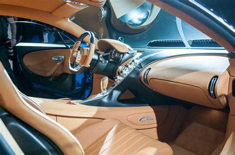Bugatti Chiron Is A 1,500-hp, 280-mph, Physics-defying