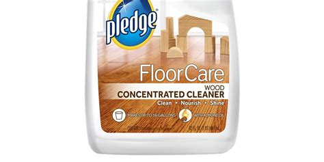 Pledge Wood Floor Cleaner On Laminate by Pledge Floorcare Wood Concentrated Cleaner Review