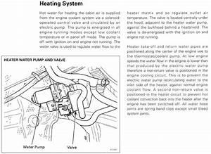 Flushing The Heater Core  - Jaguar Forums