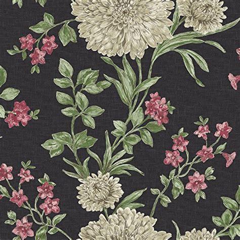 Rasch Tapete Blumen by Rasch Bordeaux Blumen Muster Blumenmotiv Traditionell