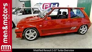 Modified Renault 5 Gt Turbo Overview