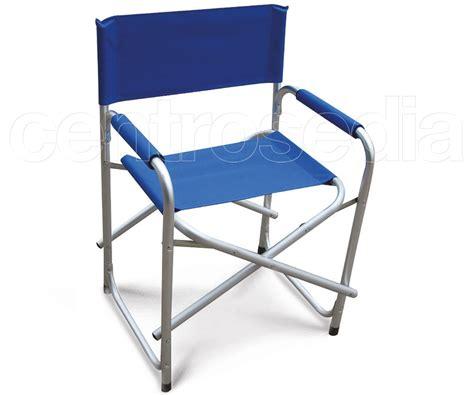 sedie regista alluminio leila sedia regista pieghevole alluminio sedie regista