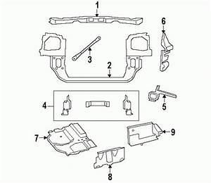 Dodge Grand Caravan Parts Diagram