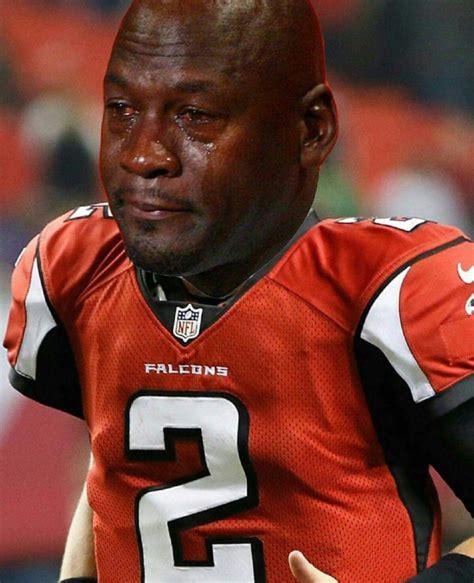 matt ryan crying jordan meme sports unbiased