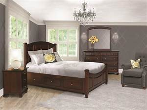 Harmony, Four, Piece, Storage, Bedroom, Set, From, Dutchcrafters, Amish