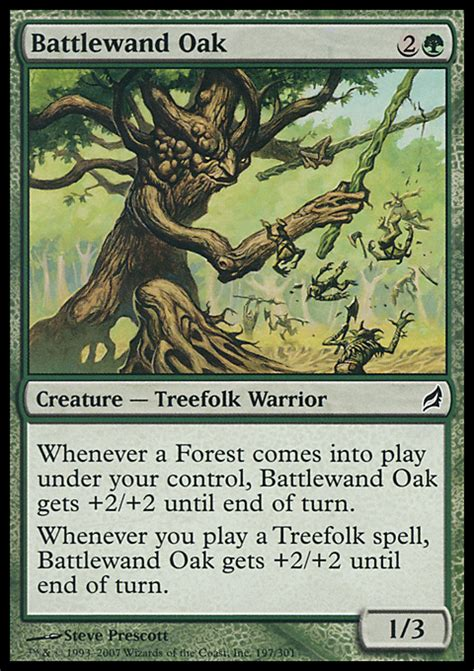 Mtg Treefolk Deck Modern by Proxies For Deck Quot Treefolk Tribal Quot Deckstats Net