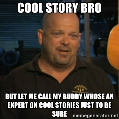 Cool Story Bro Meme Generator - taking the boy out of boy scouts tigerdroppings com