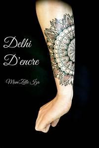 Tatouage Avant Bras Femme Mandala : tatouage mandala vitrail sur les deux avant bras tatoo ~ Melissatoandfro.com Idées de Décoration