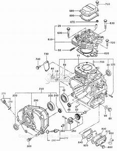 Robin  Subaru Eh34 Parts Diagram For Crankcase