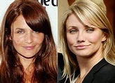 Cameron Diaz and her sister Chimene | My Peeps | Pinterest ...