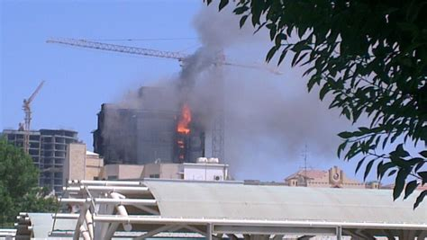 Building near US naval base in Bahrain catches fire - News ...