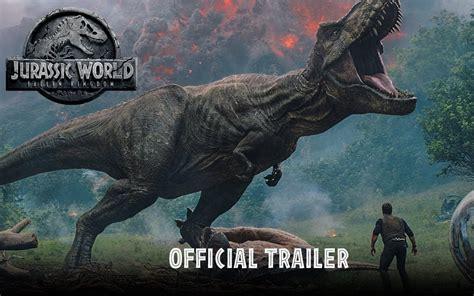 《新侏罗纪公园:坠落王国》(2018中字)官方预告_哔哩哔哩_bilibili