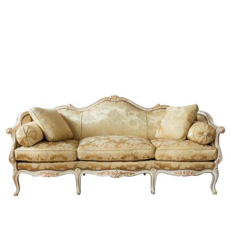 style de canapé canapé tilliard style louis xv louis xv ateliers allot