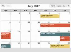 Events Calendar Event Espresso