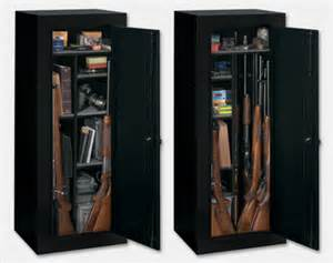 stack on safes cabinets 8 gun cabinet 85 89 walmart