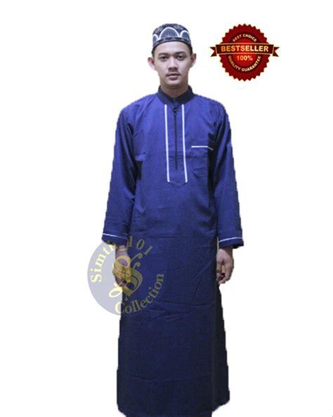 jual baju koko gamis pria laki arab di lapak simth collection simth
